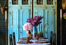 Kitchen ~ Dining / by Belle West