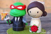 TMNT wedding / The real ideas!