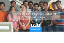QA Testing Training in Noida / TEST – Training Engineers in Software Testing, specializes in providing software testing and quality assurance (QA) training along with placement assistance for freshers in IT industry to make a strong start in world of QA. The TEST office is located in the hub of IT activity in Noida, India.