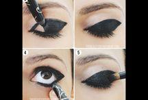 Eye Makeup / Makeup tricks