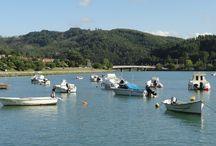 Basque landscapes
