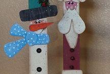 Christmas Decor / by Crystal Louderback