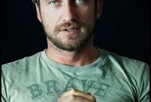 Gerard Butler / What a beautiful man