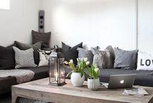 Lounge Ideas / Furnishing for modern lounge