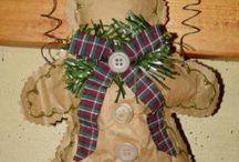 gingerbread christmas / by Kati Davidson Cujdik
