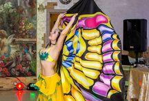 belly dance wings. Крылья бабочка на заказ!Красивый танец живота! / This page is about the attributes of dance.The wings of a butterfly for belly dancing! Perform to order! Выполним крылья с рисунком бабочки на заказ!! Ваша фантазия-наше исполнение!!! Представляем наши работы крыльев бабочка для танца живота.