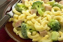 Food: Pasta Dishes