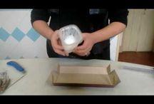 caixa moldes