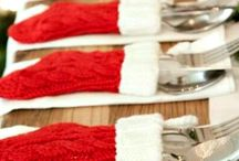 Christmastable ideas