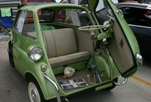 BMW Isetta / BMW Isetta cars and related models built in various countries.