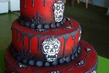Cakes/snacks/treats / by Amy Ruffenach
