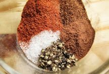 Eats & Drinks: Dips, Marinades, Rubs, & Sauces