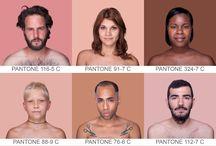 Skin Colors / Seasons