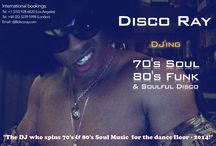 Disco Ray - Hollywood