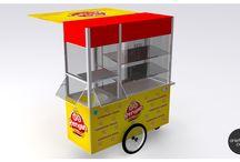 Wagon Set / Wagon Set Design