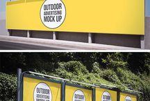Outdoor Advertaising