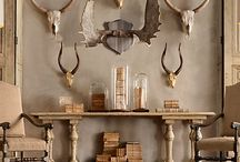 whitetail detail / How to bring a midwest hunting background into home decorating.
