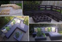 Backyard ideas DIY