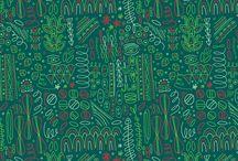 Patterns / by Se ha ido ya mamá