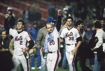 '86 Mets / 1986 World Champion New York Mets / by John Strubel