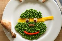 Food Art / Fun with food!