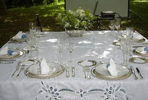 protocolo y decoro en la mesa