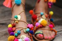 Klamotten und Schuhe