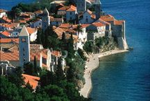 Rab (Croatia) / Places to see in #rab.