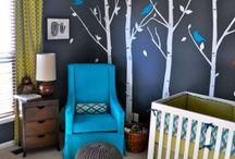 My Home - Kids Rooms / by Winnipeg Girl