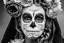 <3 Dia de los Muertos <3 / by Lahela Nahalekula