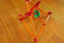 Mécanismes et objets volants