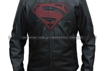 Batman v Superman Black Leather Jacket / Get this new Dawn of Justice Batman Superman Jacket at most low price from Sky-Seller and avail free Shipping.