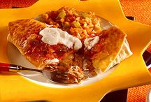 Mexican food / by Sylvia Stock