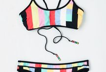 Swimsuits / by Callie Prather