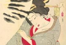 Art-Eastern-Japanese-Yoshitoshi Tsukioka (1839 -1892) / Tsukioka Yoshitoshi (1839 -1892)
