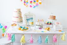 Confetti and Sprinkles Baby Shower