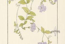 Foord Pochoir Flower
