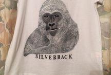SilverBack t-shirt Brand