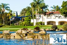 {S-Collection | Big Blue Air} / Business and leisure helicopter charters, flightseeing tours, special events, and other flight options.