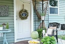 Outdoor Living And Backyard Ideas!