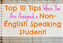 Teaching: English (ESL, EFL, TESOL)