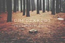 Pim Dekkers Contemporary Designs / The stuff we love and produce. Our product designs combine classic craftsmanship with contemporary expressions.