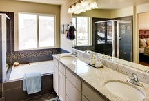 Grand Master Bath / by Henry Walker Homes