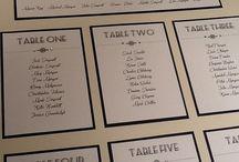 Art Deco Table Plan