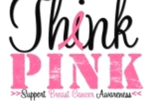 Breast Cancer Awareness  / by Katie Tinney