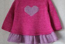 Knitting sweather