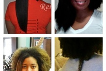 All Things Natural Hair!!! / by Ashley