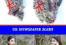 Anglophile Style / Trendy and cute British clothing items for the anglophile.