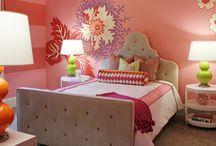 bedroom ideas - girls / by Debra Murdock