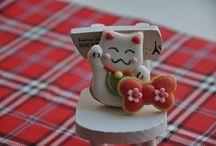 Cookie Decoration -oriental